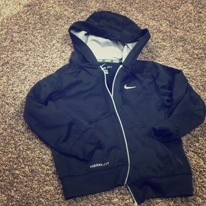 Other - Boys Nike hoodie size 6
